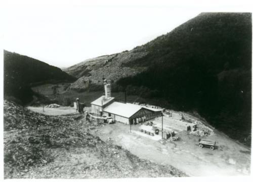 Betonsteinfabrik